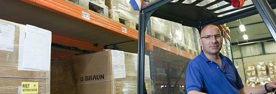 De transport- en logistieksector kent veel verschillende werksoorten.