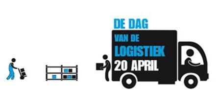 De Dag van de Logistiek is op 20 april 2013.