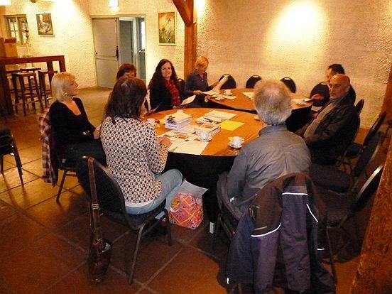 Veel werkzoekenden uit Heusden kwamen naar de speciale voorlichtingsochtend.