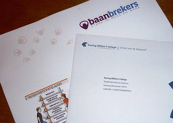 De gemeente Heusden en Baanbrekers komen samen met het Koning Willem I College met een speciaal aanbod.