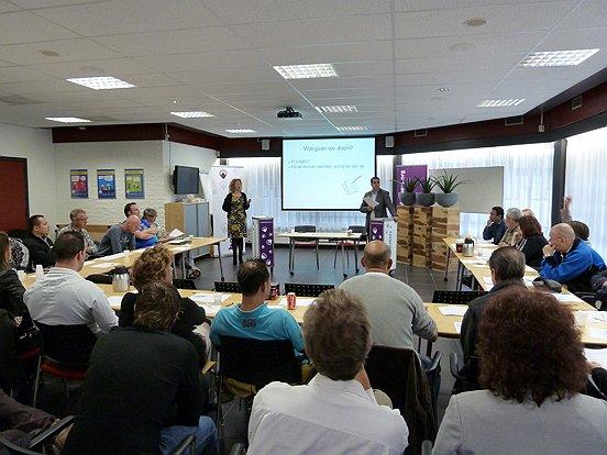 Ook de tweede voorbereidende workshop op weg naar de Landelijke Banenmarkt 2013 was drukbezocht.