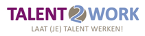 Logo Talent2Work