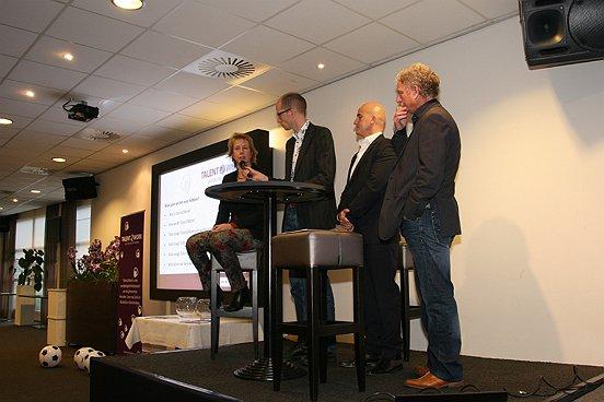 Wethouder Margo Mulder vertelt over de ervaringen met Talent2Work in Heusden.