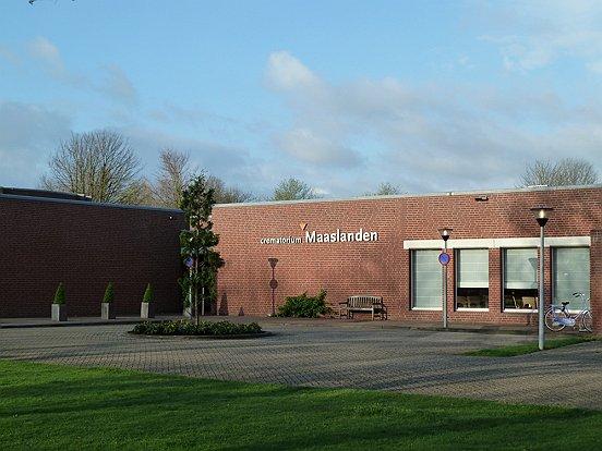 Dertien talenten van Talent2Work namen een kijkje in het DELA-crematorium Maaslanden.
