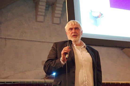 Na een stimulerend en enthousiasmerend woord van werkgever Dirk-Jan Methorst ging de Talentenbeurs van start.
