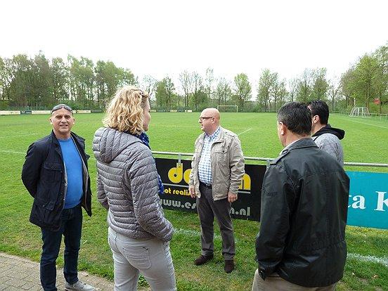 """""""Als grote club zijn we regelmatig op zoek naar vrijwilligers die werk willen maken van onze vereniging en van ons grote sportpark"""", vertelt WSC-voorzitter Ton Elings."""