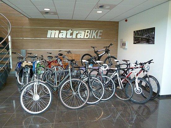 MatraBike levert fietsen die goed én betaalbaar zijn.
