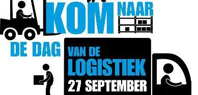 In september wordt de derde Dag van de Logistiek gehouden.