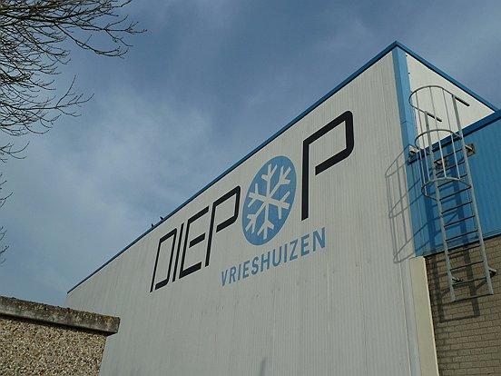 Bij Diepop wordt gewerkt in een koude werkomgeving en in een warme sfeer.