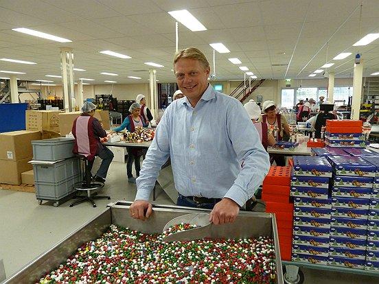 """""""Vero wil heel graag de werkgelegenheid in de eigen regio versterken"""", vertelt managing director Chris Velthoven jr."""