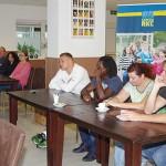 De Talent2Worktalenten kregen veel informatie over De Voorzet.