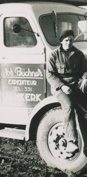 Buchner Transport heeft een geschiedenis die teruggaat tot 1929.