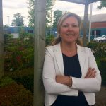 Nieuwbakken manager Adelien Peters is allesbehalve een onbekende voor WML Facilitair en voor Baanbrekers.