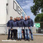 Bij Diepop werken inmiddels zeven SW-medewerkers van Baanbrekers op locatie.