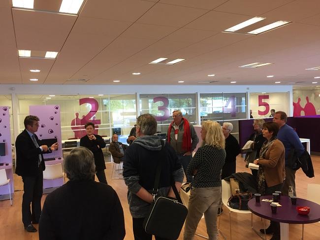 Manager Frank Pijnenburg van Baanbrekers vertelt over de manier waarop Baanbrekers talenten verder helpt op weg naar werk.