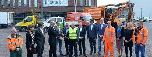 De gemeente Loon op Zand, Incudem en WML Facilitair, een dochteronderneming van Baanbrekers, gaan samen werken aan het verbeteren van de tevredenheid van de inwoners van deze gemeente op het gebied van onderhoud in de openbare ruimte. Foto: Jan Stads, Pix4Profs.