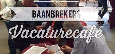 Baanbrekers vacaturecafé