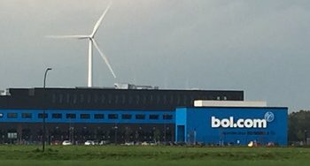 Bol Fulfilment Center in Waalwijk
