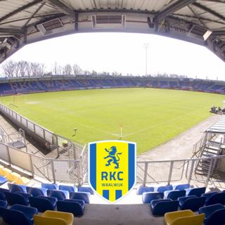 Mandemakersstadion in Waalwijk. Foto: (c) RKC WAALWIJK.