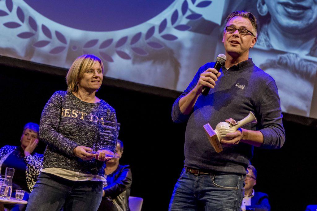MijnStijl en Vincentius delen samen de Participatieprijs 2018 in de categorie Participatieploeg.