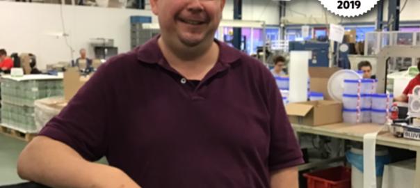 Dennis Leijtens is finalist voor de Toop 2019-verkiezing.