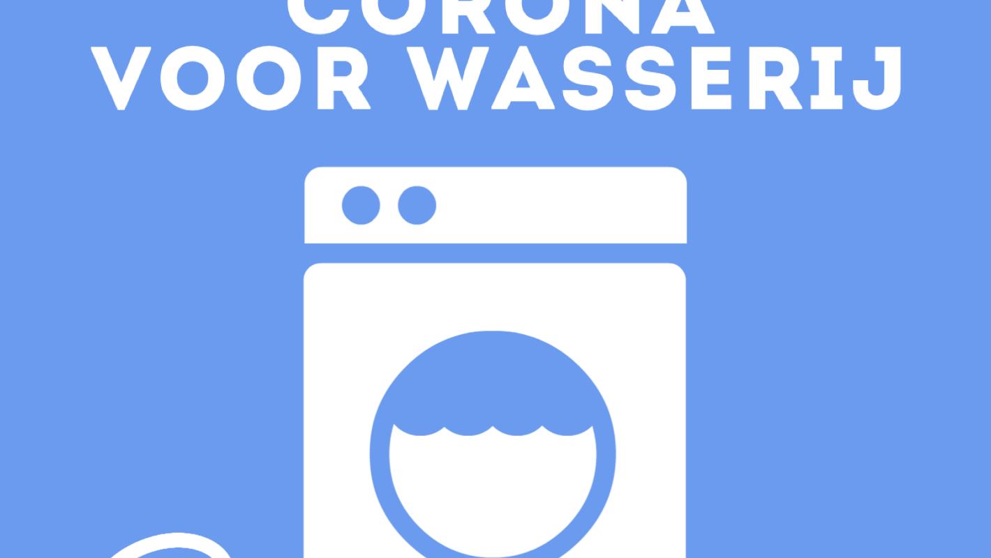 Coronagevolgen voor de wasserij van Baanbrekers.