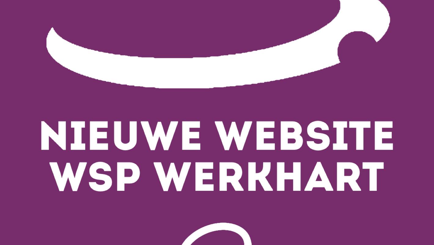 WSP Werkhart heeft een nieuwe website.