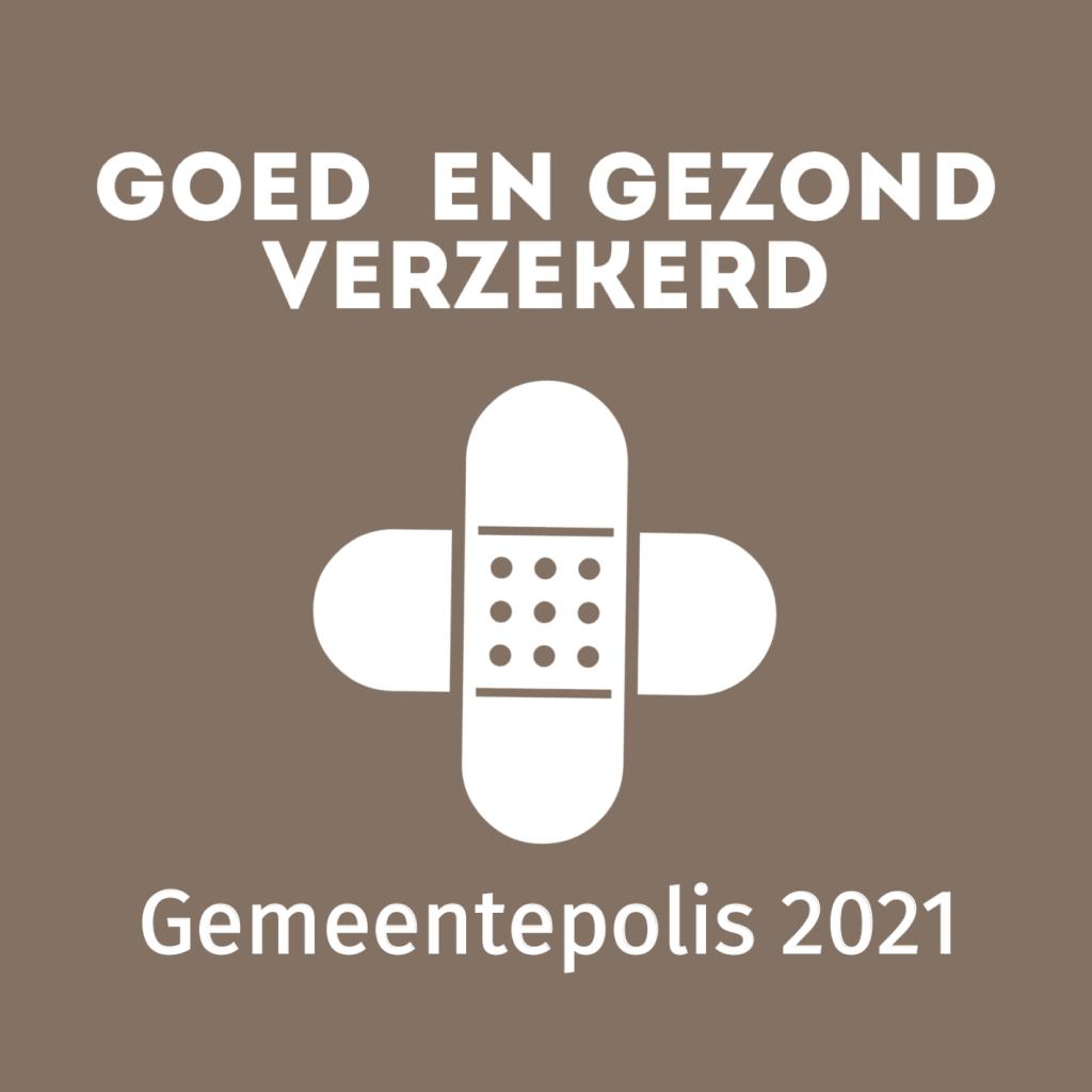 Ook in 2021 is er een aantrekkelijke zorgverzekering: de gemeenteppolis.