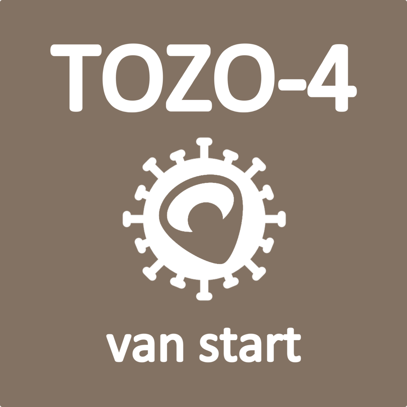 Tozo-4 is van start gegaan